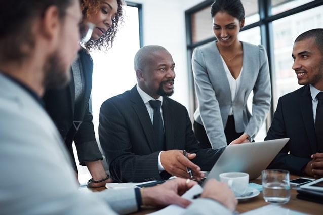 Organizações com tamanho e capacidade para mudar tendências