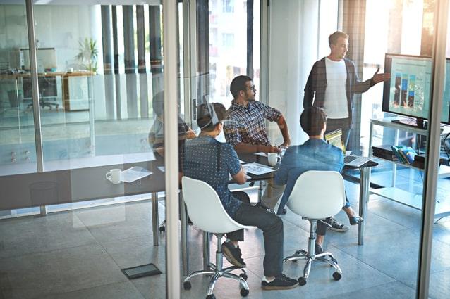 PME prontas para avançar e acelerar os seus processos